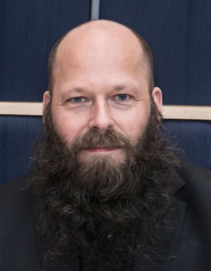 Leif Almberg, sekreterare Nätverkstekniker Lindex AB. Njurdonator.
