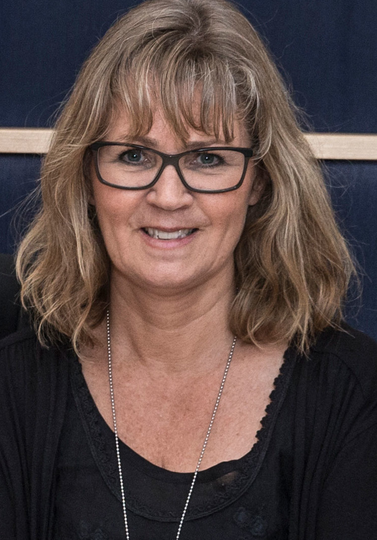 Annette Lennerling, ledamot Medicine Doktor, patientkoordinator vid transplantationscentrum på Sahlgrenska Univeritetssjukhuset.