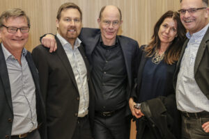 2016 Njurstiftelsen Peter, Paul, Marie, Roberto och